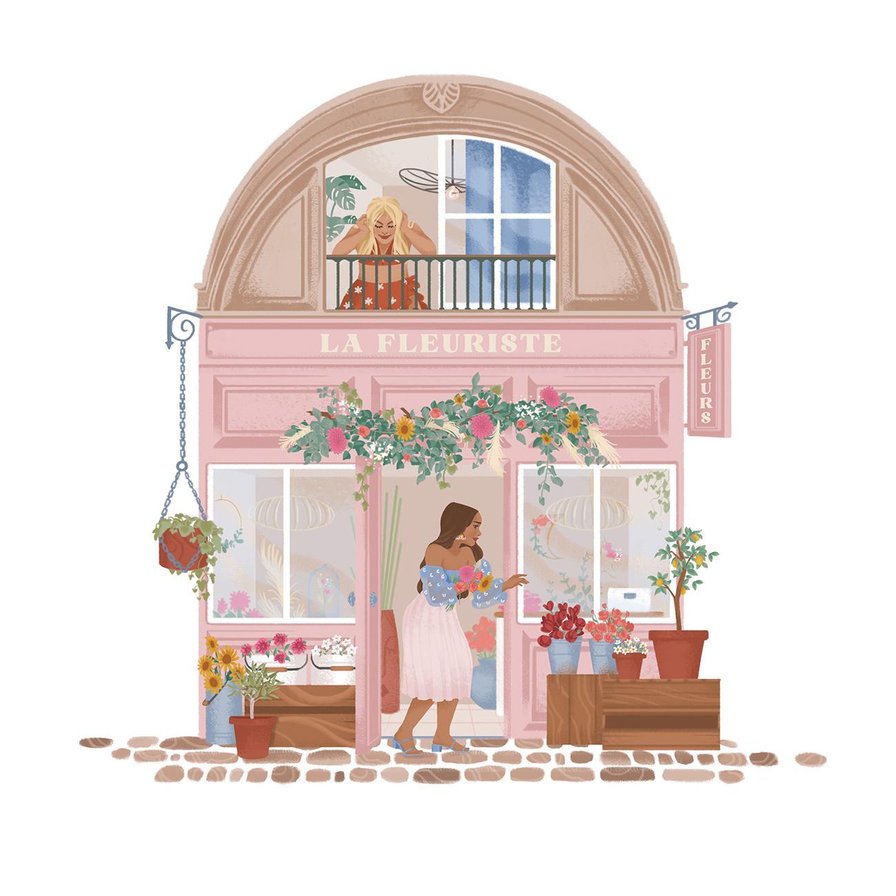 la-fleuriste