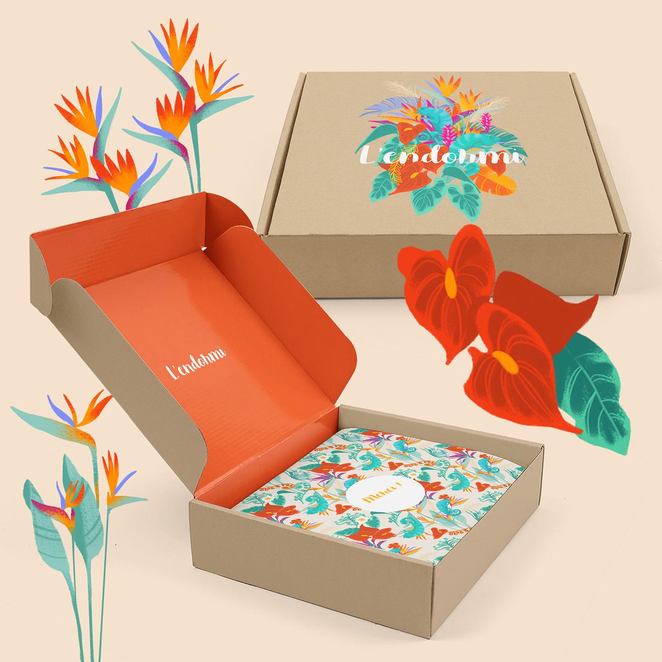 packaging&
